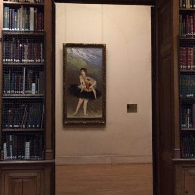artwork in the Palais Garnier, Paris